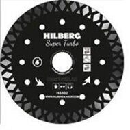 Диск алмазный Hilberg Super Turbo 125*22,23*10